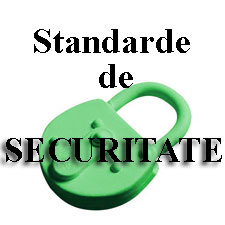 standarde de securitate