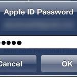 Un milion de ID-uri Apple au fost făcute publice