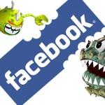Microsoft: un malware poate prelua controlul asupra conturilor de Facebook