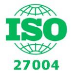 Standardul de securitate ISO 27004