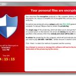 Frecvența de apariție a virusului Cryptolocker în România crește