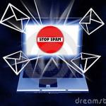 Datele financiare sunt ţinta principală a mesajelor spam