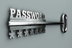 word-password