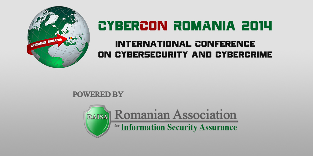 CyberCon-Romania-2014