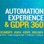 Evenimentul GDPR 360 & Automation Experience